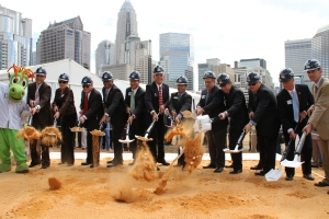 Charlotte Knights GROUND BREAKING EVENT 9-14-2012 1067