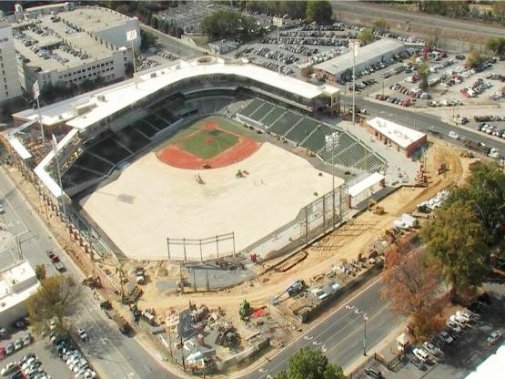 BB&T Ballpark 11-4-13